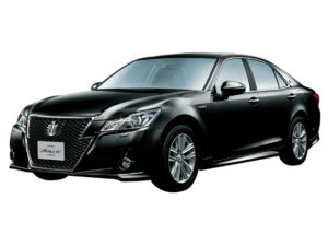 Charter Toyota Crown
