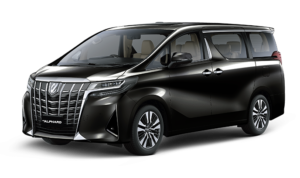 Charter Toyota Alphard