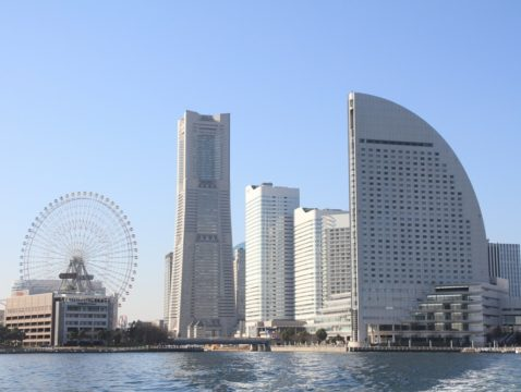 横浜1日観光(8時間)