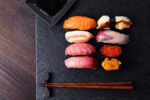 Foodie's paradise! Popular Japanese food ranking