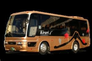 Charter Medium Size Bus