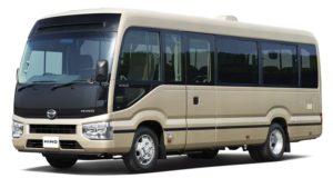 小型バス貸切