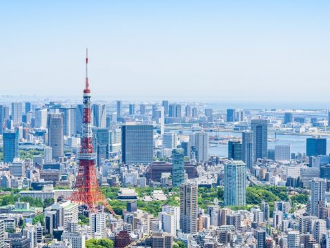 东京1日游 (8小时)