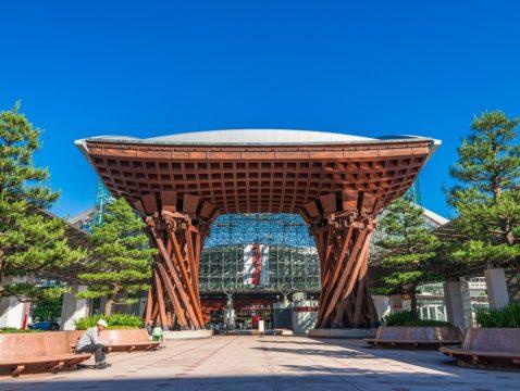 金沢1日観光(8時間)