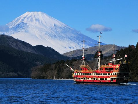 Hakone 1 Day Tour (10 hours)