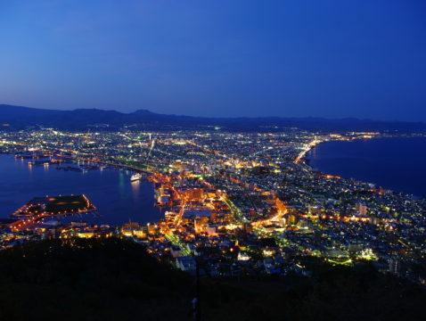 函館1日観光(10時間)