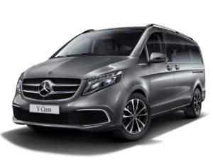 Charter Mercedes Benz V220