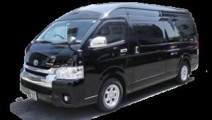 Charter Toyota Hiace Grand Cabin